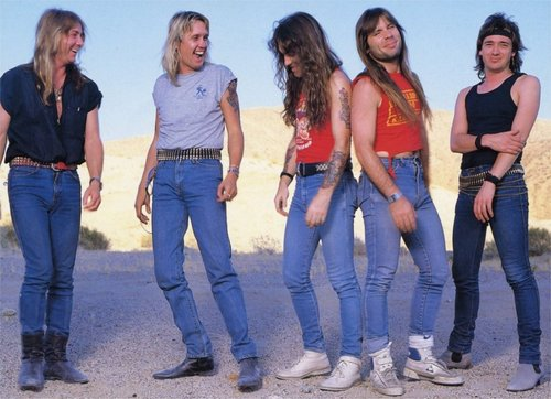 iron maiden band image