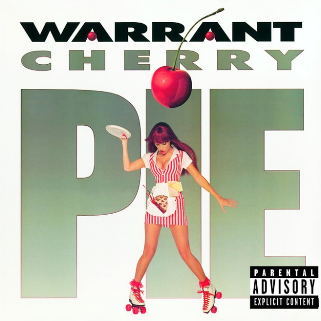 warrant cherry pie